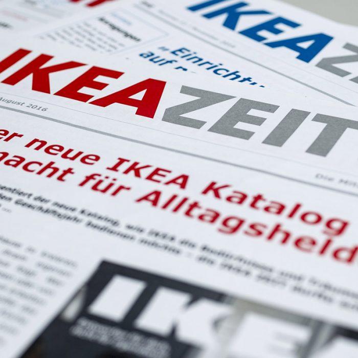IKEA ZEIT – Mitarbeiterzeitung