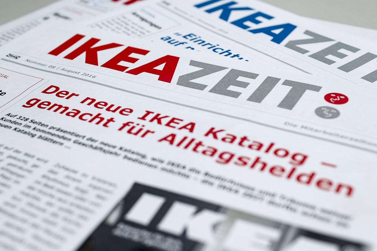 Ikea Zeit