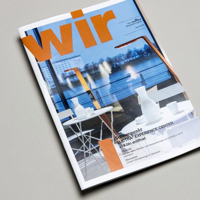 WIR – Mitarbeiterzeitschrift